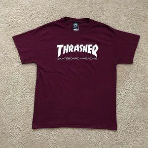 Thrasher Classic Logo Short Sleeve
